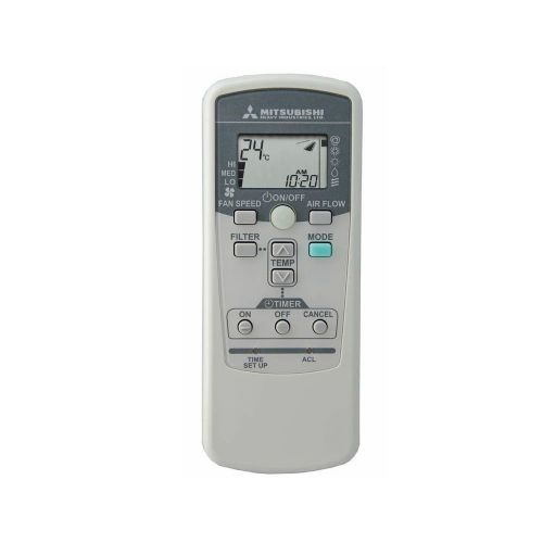 Mitsubishi Heavy Industries Air Conditioning RCN-E1R Wireless Remote Control Series 1